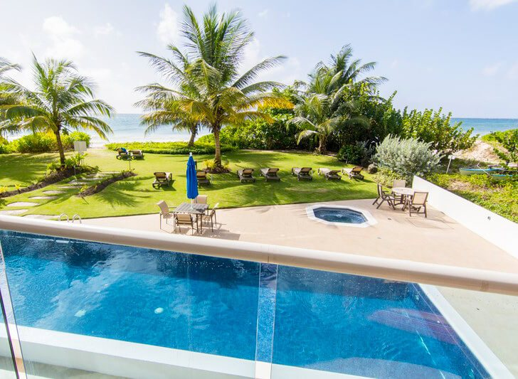 Barbados vacation rentals - Ocean One Condos