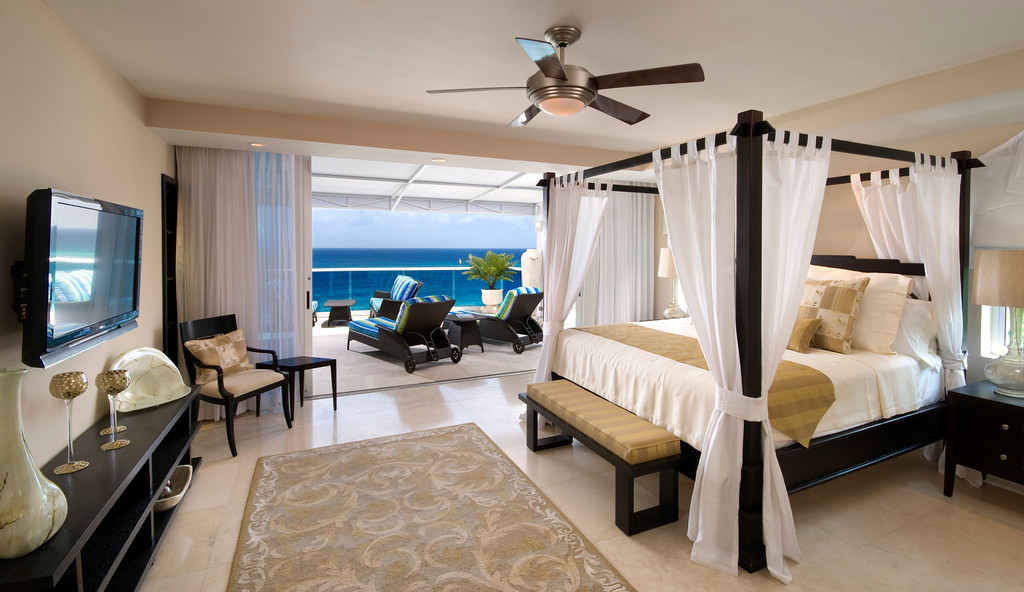Ocean One Barbados The Penthouse Suite At Ocean One