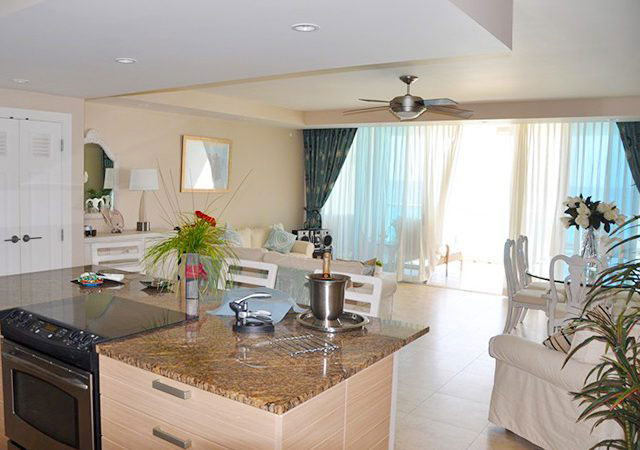 Barbados Vacation Rentals - Ocean One 203